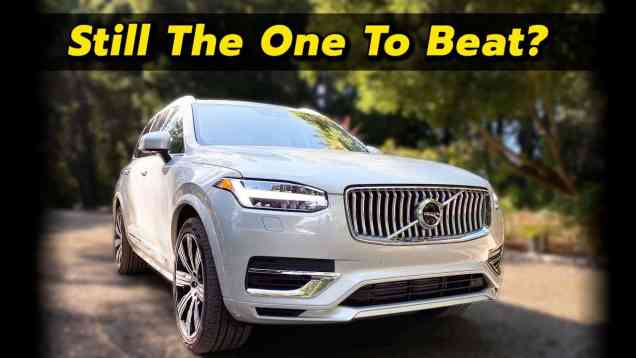 The Volvo That Changed The Game | 2020 Volvo XC90 T8
