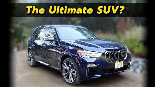 Best Luxury SUV? | 2020 BMW X5 M50i