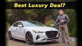 Luxury For Less | 2020/2021 Genesis G70