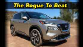 2021 Nissan Rogue First Drive Review