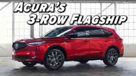 2022 Acura MDX | Acura's People Hauler Moves Up Town