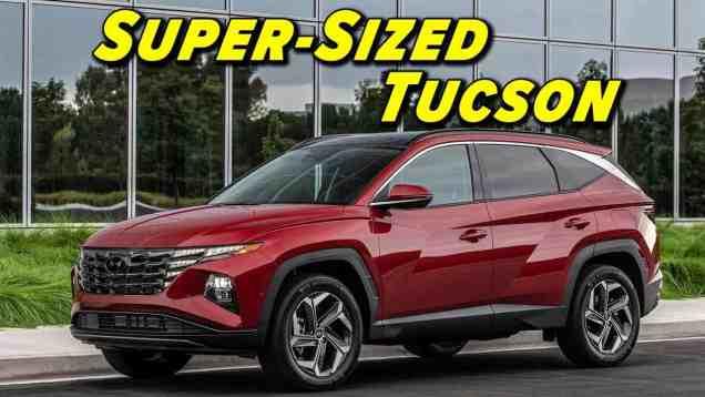 2022 Hyundai Tucson First Look
