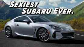 2022 Subaru BRZ First Look | Bringing Lightweight Sexy Back