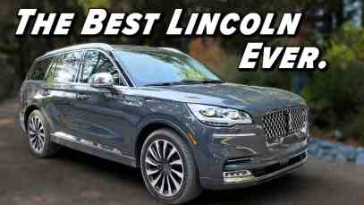 Forget The Navigator | 2020 Aviator Plug In Hybrid