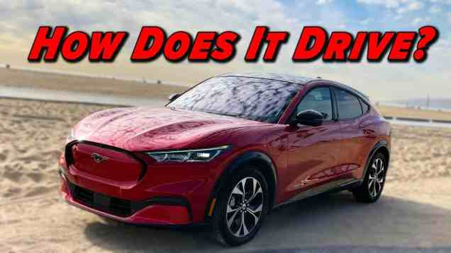 Is This The New EV To Watch? | 2021 Mustang Mach E Part 2