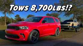 Silly Name Serious Specs | 2021 Dodge Durango RT Tow N Go