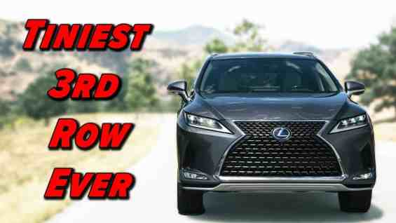 The Best RX Is The Most Conflicted | 2021 Lexus RX 450h L