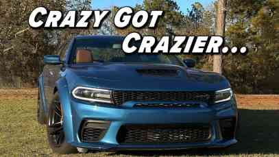 """The """"Family Sedan"""" With 797 Ponies 