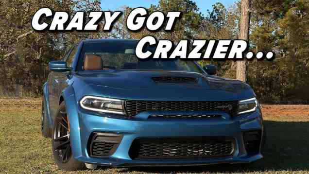 "The ""Family Sedan"" With 797 Ponies 