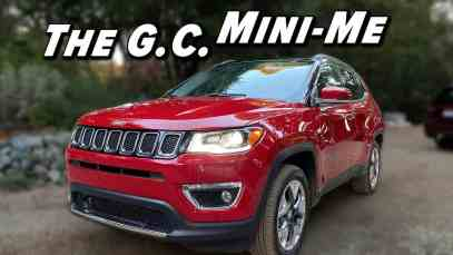 The Right-Sized Jeeplet | 2021 Jeep Compass