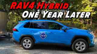 Toyota RAV4 Hybrid | One Year Later