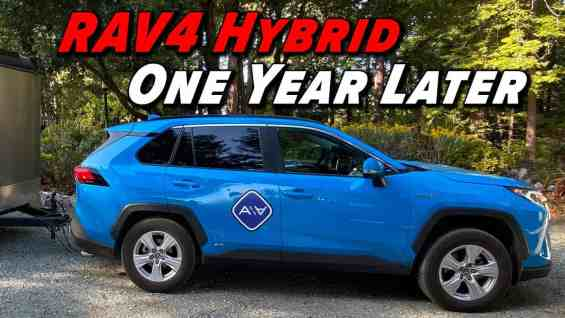 Toyota RAV4 Hybrid | One Year Later