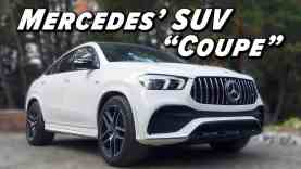 "When Is A Coupe Not A Coupe? | 2021 GLE53 AMG ""Coupe"""