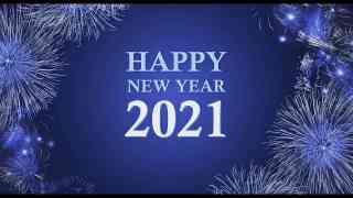 Happy New Year! What to Expect In 2021~