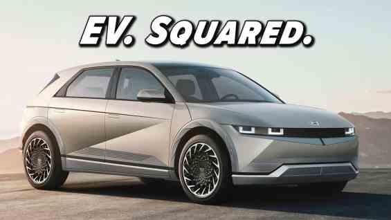 2022 Hyundai Ioniq 5 | Is This The EV To Beat?