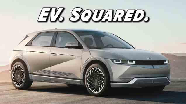 2022 Hyundai Ioniq 5 | Is This The EV To Beat?
