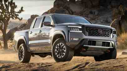 2022 Nissan Frontier First Look