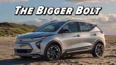 The [Slightly] Bigger Brother | 2022 Chevrolet Bolt EUV First Drive