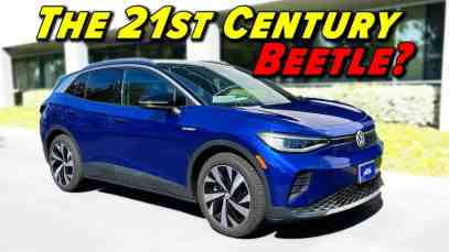Volts For The People | 2021 Volkswagen ID.4 First Drive