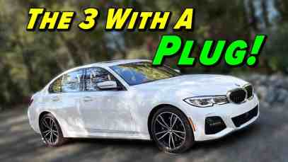 The Better Base Model | 2021 BMW 330e