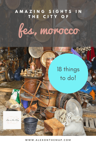 things to do in fes morocco