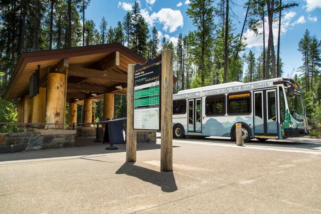 The Ultimate Guide to the Glacier National Park Shuttle | Alex on the Map