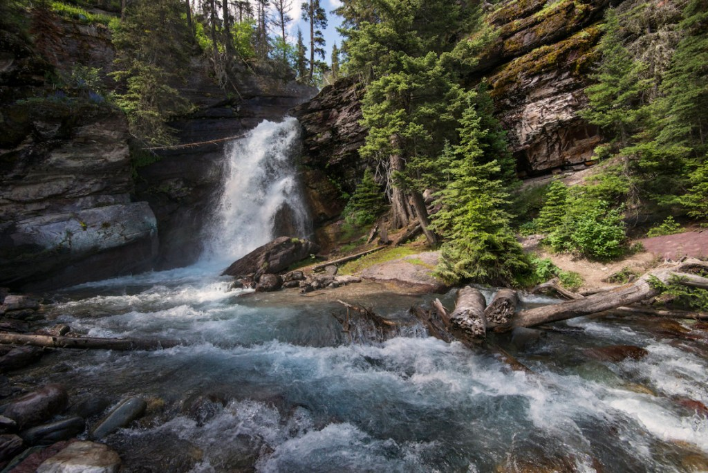 20 Amazing Waterfalls in Montana You Can't Miss - Alex on the Map
