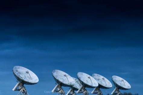 Cambridge Radio Telscopes