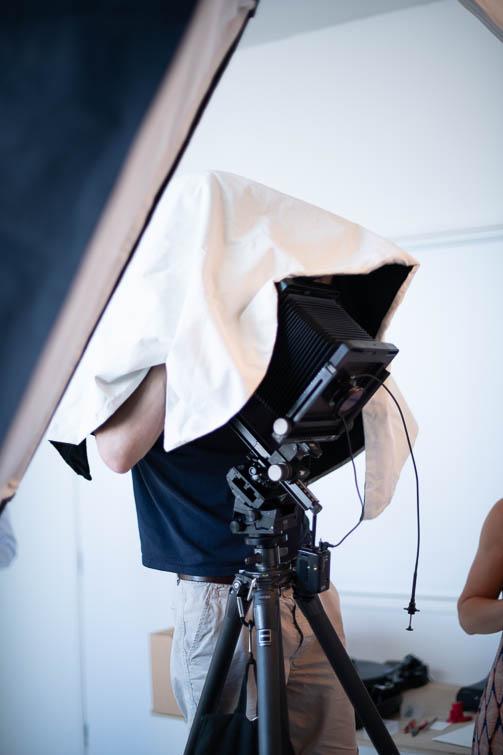 Alex Orrow photography BTS