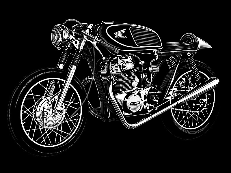 david-cran-honda-cafe-racer-cb-350