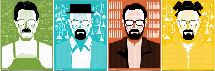 Ty Mattson - Breaking Bad Posters