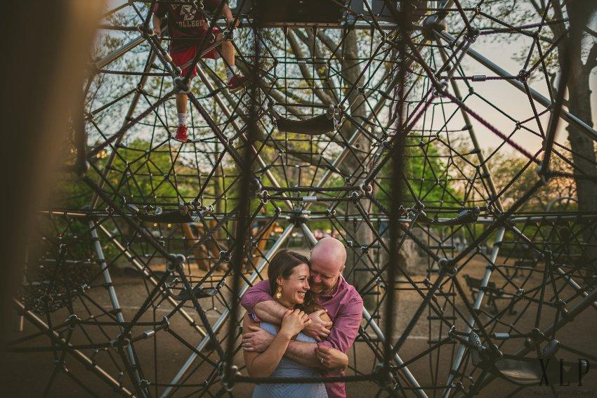esplanade playground engagement photo