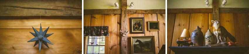 Josias River Farm interior details
