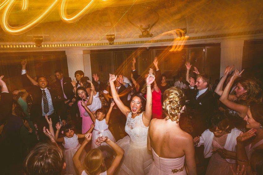 bride dancing shutter drag