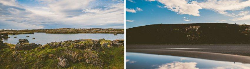 Mývatn in Iceland