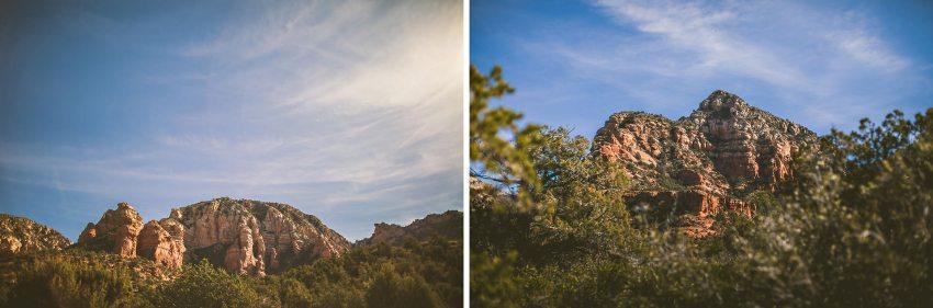 Sedona landscape photos