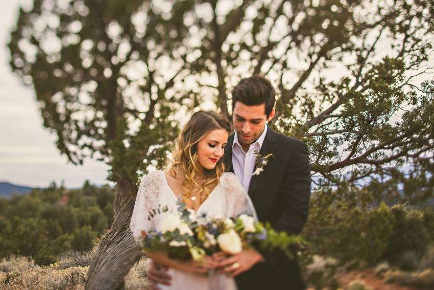 Arizona wedding photos
