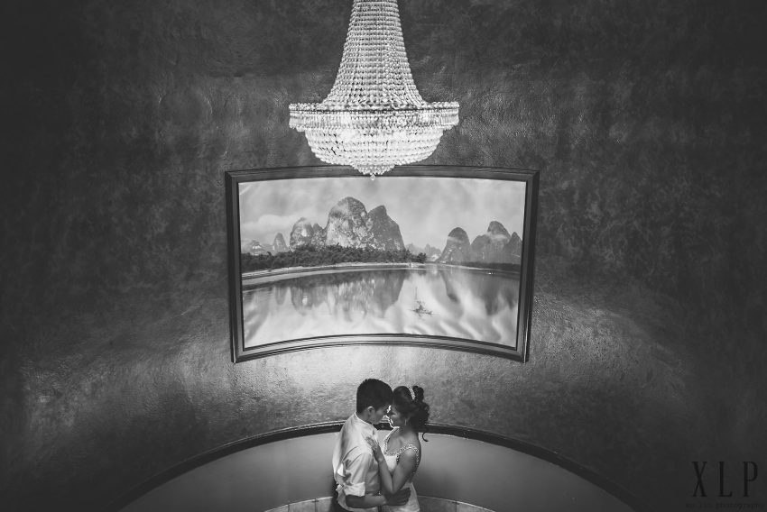 Empire Garden wedding portraiture