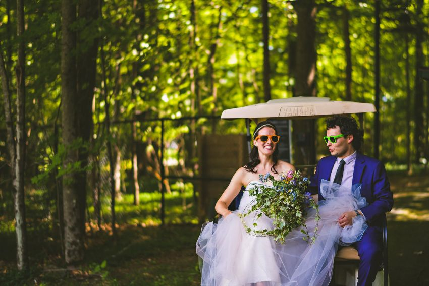 Tanglewood wedding photos