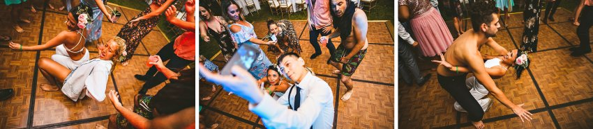 Providence wedding bride dancing