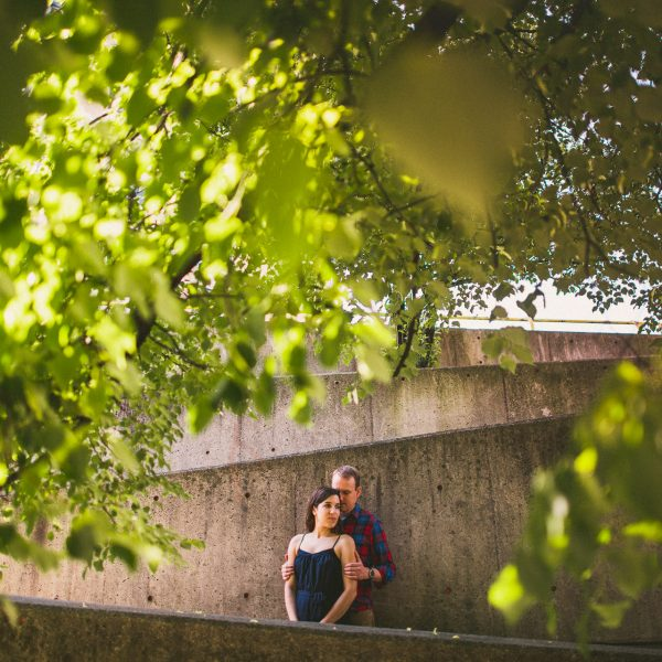 Nasim + Jason / Downtown Boston