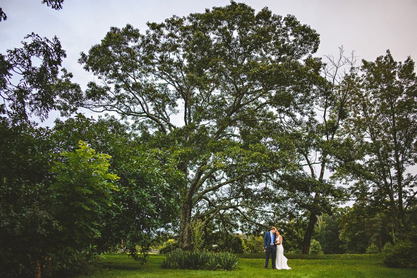 Epic Codman Estate wedding photography