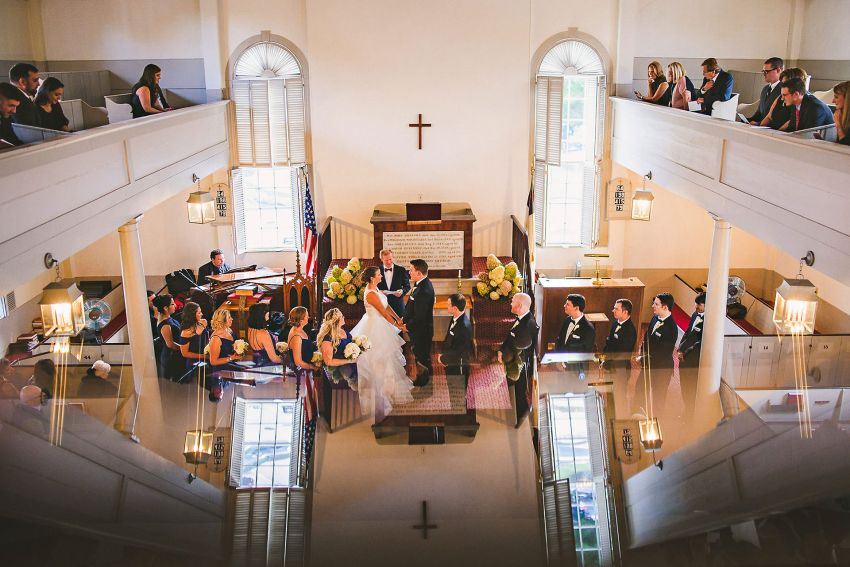 Beautiful Portsmouth church wedding