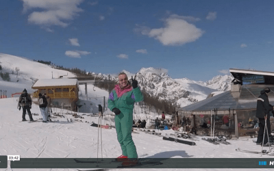Puy Saint Vincent Ski Session