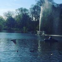 Photograph: Victoria Park, London