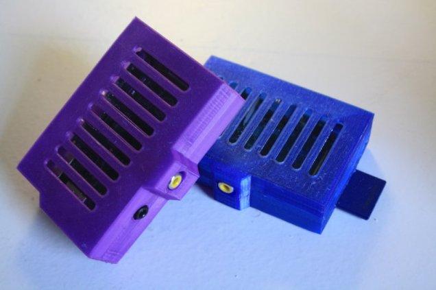 3D Printed Raspberry Pi Case