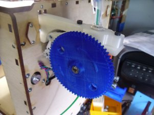 3D Printed Ultimaker Extruder Gear