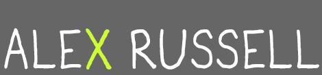 Alex Russell's logo