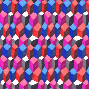 Pattern and print design LambicCubes by Alex Russell
