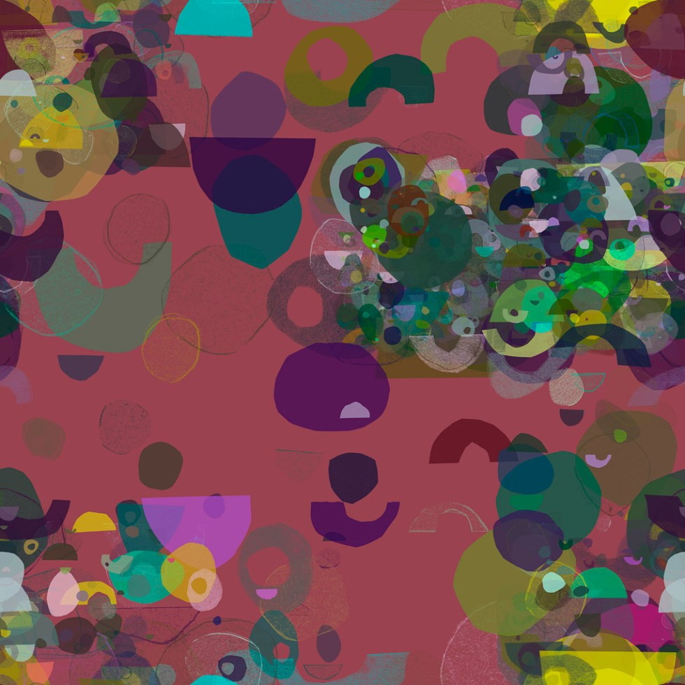 ApeiroPattern generative art Genuary 2021 Day 22 Run 02 by Alex Russell (full image)